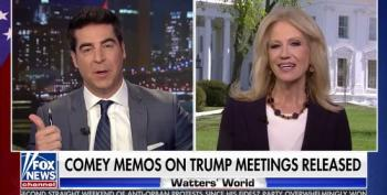 Conway: 'Comey Has Some Kind Of Weird Problem With Powerful African American Women'