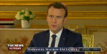 President Macron Cautions Those Acting Weak Around Putin