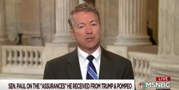 Rand Paul Flip Flops On Pompeo Vote