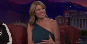 Nicolle Wallace On Conan:  Sarah Palin Was A 'Canary In A Coal Mine'