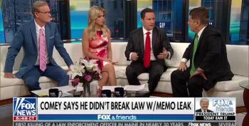 Fox News' Napolitano Admits He Was Wrong That James Comey Broke The Law