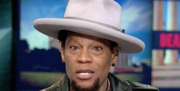 DL Hughley: Trump Has Poor Judgment Based On Unprotected Sex
