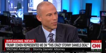 Michael Avenatti Thanks Fox And Friends