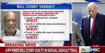 Bill Cosby Found Guilty Of Drugging And Molesting Andrea Constand