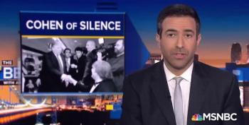 Ari Melber:  Michael Cohen Pleading The 5th Could Spell Trouble For Trump