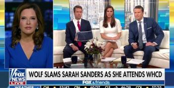Mercedes Schlapp Whines About Michelle Wolf's Shameful 'Deplorable Moment' At The WHCD