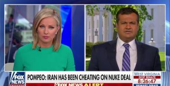 Fox Falsely Claims Mike Pompeo 'Confirmed' Iran Is Violating Nuclear Deal