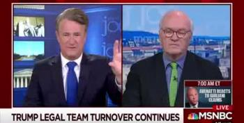 Morning Joe: They Are 'Desperately Afraid' Michael Cohen Is Cooperating