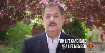 Don The Ex-Con Blankenship's Ridiculous 'Ditch Mitch' Ad