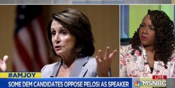 Joy Reid's Panel Takes Dems To Task For Caving To GOP Bullies And Abandoning Pelosi