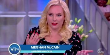 Meghan McCain Tells Sen. Orrin Hatch To 'Chill Out'