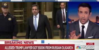 Bombshell Report Alleges Payments From Russian Oligarch, AT&T And Novartis Made To Michael Cohen