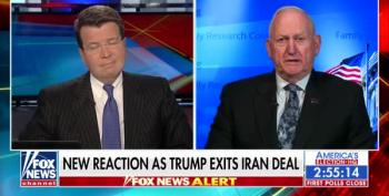 Fox Guest Calls Withdrawal From Iran Nuclear Deal 'A Sterling Example Of International Leadership'