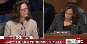CIA Chief Nominee Gina Haspel Can't Say Whether Torture Is Immoral