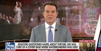 'Waterboarding Is Torture': Shep Smith Shreds Haspel's Claim Waterboarding Was Ever Legal