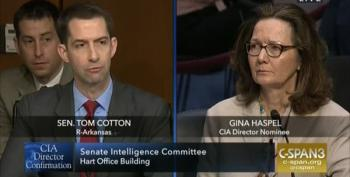 Gina Haspel Claims It Was Legal To Destroy Recordings In Spite Of Standing Court Order