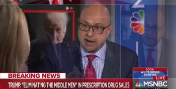 Ali Velshi Scoffs At Trump's Empty Promises On Prescription Drugs