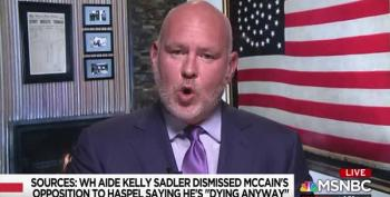 Steve Schmidt Unloads On Trump Over McCain Comments: 'He Is A Small And Vile Man'