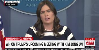 Huckabee Sanders On Payments To Trump Fixer: 'The Definition Of Draining The Swamp'