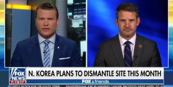 Rep. Kinzinger Whines That Former Obama Officials Haven't Given Trump Enough Credit For Foreign Policy 'Successes'