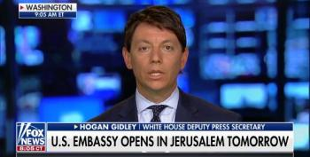 White House Spox Gidley: We Are Now Respected, We Are Now Feared, We Are Now Beloved Because Of This President