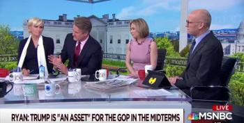 Oh Here We Go:  Morning Joe Says Trump Isn't A Republican