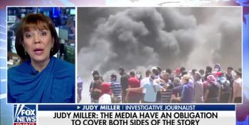 Judy Miller On Violence In Jerusalem: 'Where Is The Peace Plan You've Been Promising?'