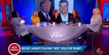 The View: Sean Hannity Is Donald Trump's 'Work Wife'