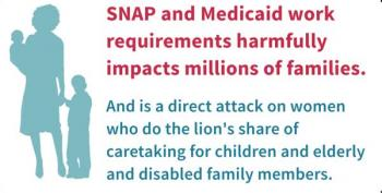 MomsRising Calls For Defense Of SNAP