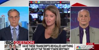 Katy Tur Confirms Trump Calls From Blocked Numbers