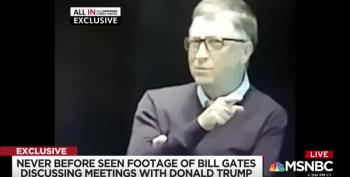 Bill Gates Had To Tell Trump The Difference Between HIV And HPV