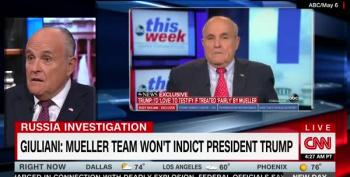 Rudy Melts Down When Chris Cuomo Rolls The Tape