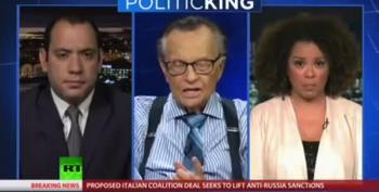 Larry King Worries That Young Republicans Don't Like Trump