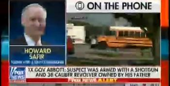 Fox Guest Blames Common Core Curriculum For School Shootings