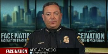 Houston Police Chief: Elected Officials Should Ask God's Forgiveness For Inaction
