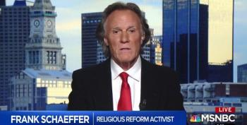 Frank Schaeffer: Trump Administration Pandering To 'Lunatic Fringe' Of Evangelical Movement