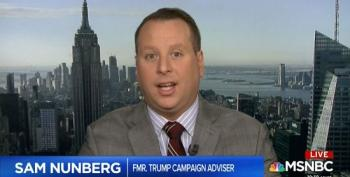 Sam Nunberg Thinks That Roger Stone Will Be Indicted On 'Some Financial Matter'