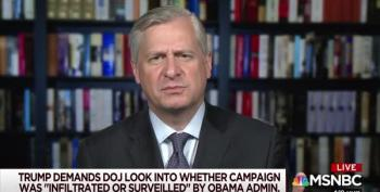 Jon Meacham Predicts Trump's Season Finale Will Be Impeachment