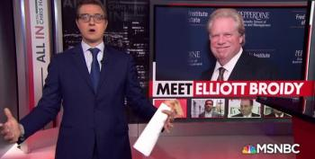 Keep Your Eye On Elliott Broidy