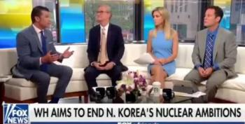 Fox & Friends: Kim Jong-Un 'Probably Doesn't Love Being The Guy Who Has To Murder His People All Day Long'