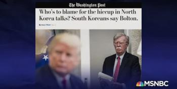 Trump Is Failing Bigly On North Korea Negotiations