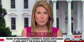 Nicolle Wallace Warns Viewers Trump Lied To Them Before Airing His Rant