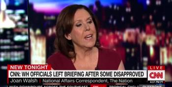 Joan Walsh Hammers Conservative Opinionator With Facts And It's Delicious