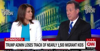 Rick Santorum's Ungodly Justification On Why 1500 Immigrant Children Are Missing