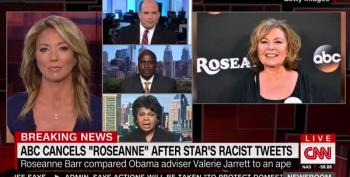 April Ryan Warns: 'If Someone Picks Roseanne's Show Up, It Sends A Message'