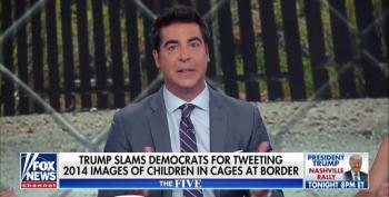 Fox Comes To Trump's Defense For Separating Immigrant Children From Their Parents