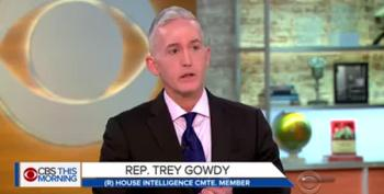 This Trey Gowdy Interview Sparked Trump's Anti-Sessions Rant