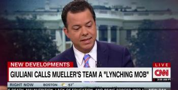 John Avlon Calls Giuliani 'Disgraceful' Over Lynch Mob Comment
