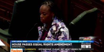 Illinois Is 37th State To Pass Equal Rights Amendment