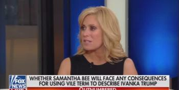 Fox News Host Defends Samantha Bee's Comment To Ivanka Trump